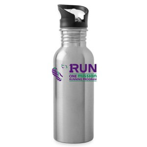 One Mission Running Water Bottle - Water Bottle