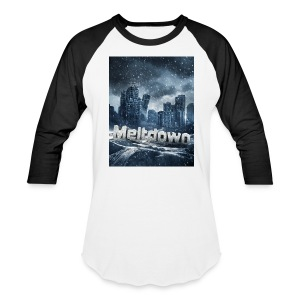 EoW Federation PPV MeltDown T-Shirt - Baseball T-Shirt