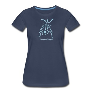 Fountain of Youth - Women's Premium T-Shirt