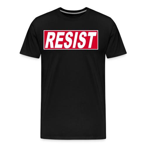 RESIST - Men's Premium T-Shirt