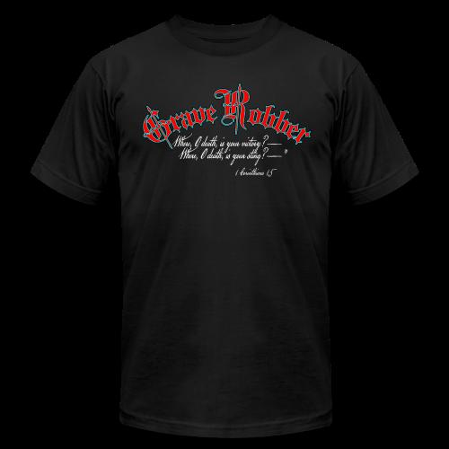 Grave Robber Tee - Men's Fine Jersey T-Shirt