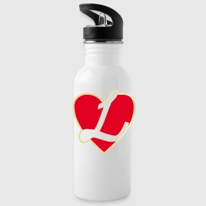 Loving heart Sportswear - Water Bottle