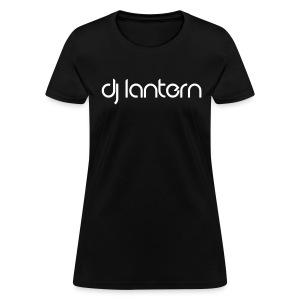 DJ Lantern Front Essential Bass Back, Woman Standard T-Shirt - Women's T-Shirt