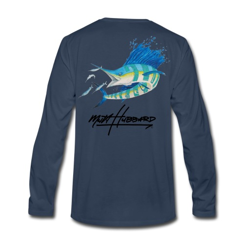 Men's Premium Sick Sail Long Sleeve Shirt - Men's Premium Long Sleeve T-Shirt