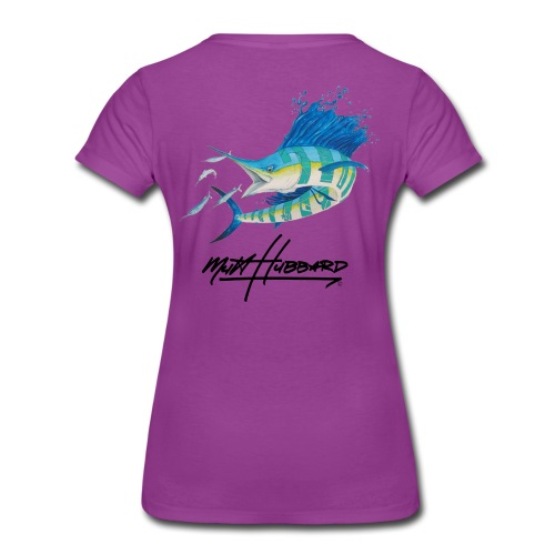 Women's Premium Sick Sail T-Shirt - Women's Premium T-Shirt