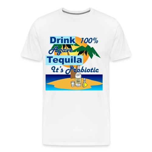 Drink Tequila #2 - Men's Premium T-Shirt