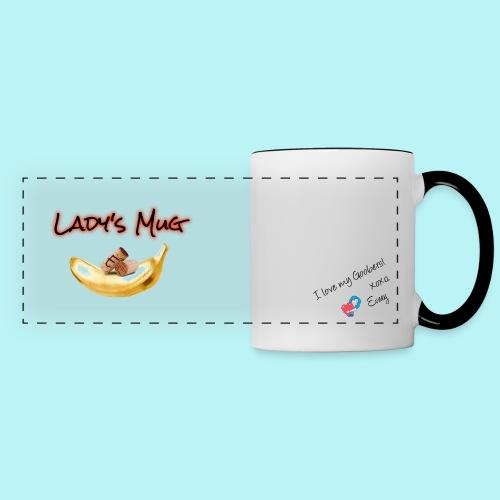 For my Foxy Lady - Panoramic Mug