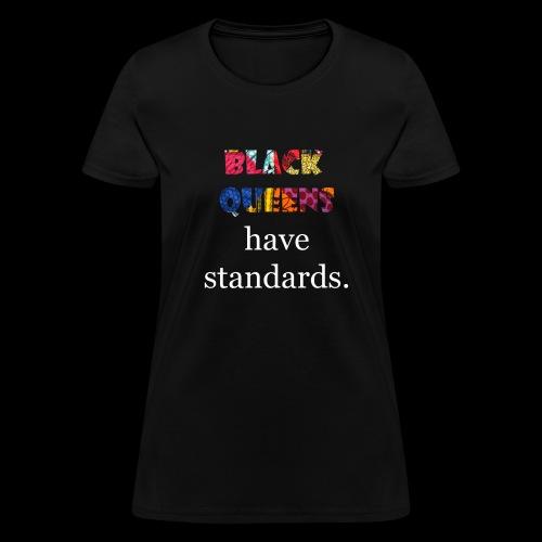 Standards - Women's T-Shirt