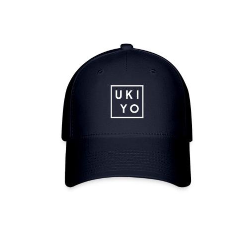 Ukiyo White Logo Cap - Baseball Cap