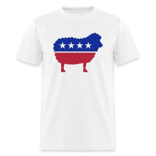 We The Sheeple - Men's T-Shirt
