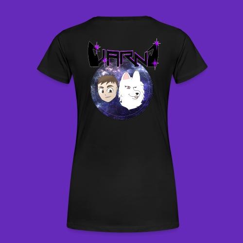 Jarn's Official T-Shirt Female - Women's Premium T-Shirt