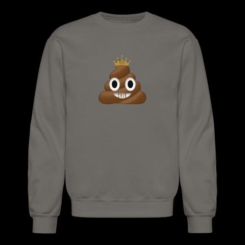 Piece Of Shik King Unisex Crewneck Tee - Crewneck Sweatshirt
