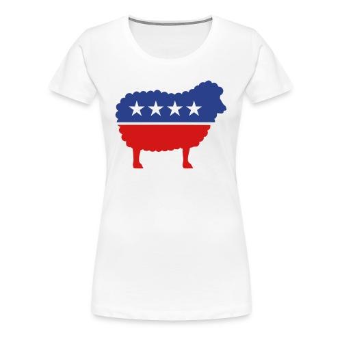 We The Sheeple - Women's Premium T-Shirt