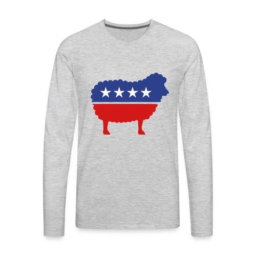 We The Sheeple - Men's Premium Long Sleeve T-Shirt