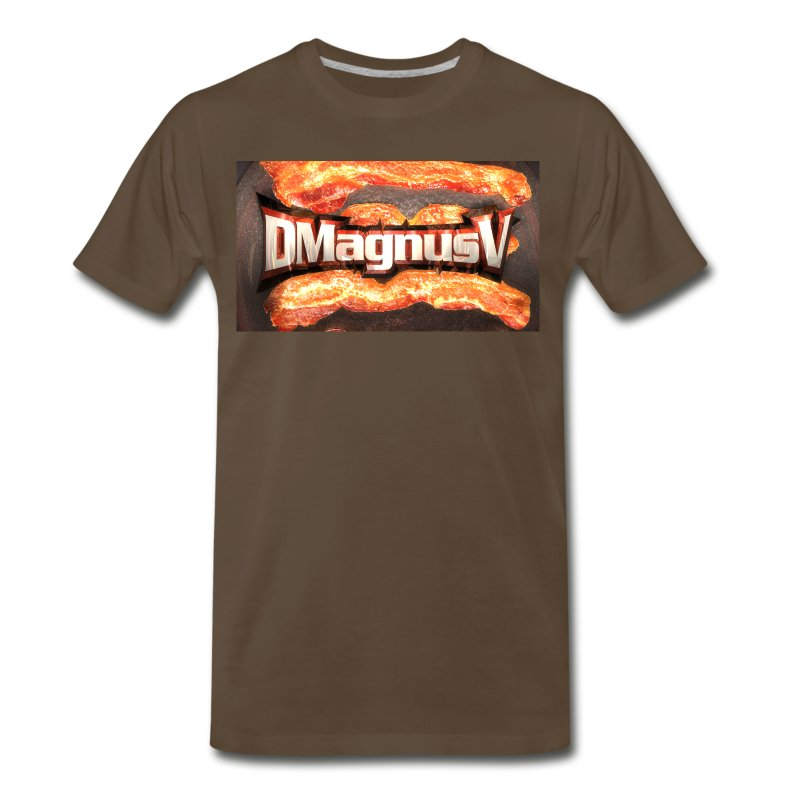Bacon Understands - Men's T-Shirt - Men's Premium T-Shirt