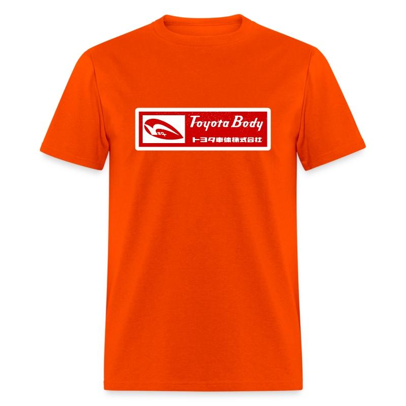 toyota_body.png - Men's T-Shirt
