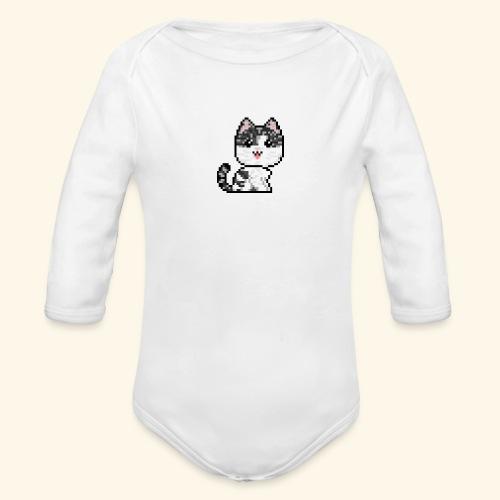 Kattarshians - Ronja - Organic Long Sleeve Baby Bodysuit