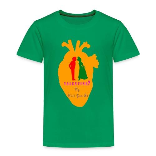 Crazy Valentine - Toddler Premium T-Shirt