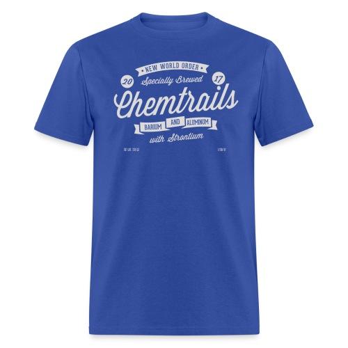 Chemtrails Mens T-Shirt - Men's T-Shirt