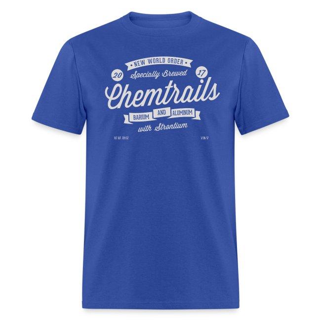 Chemtrails Mens T-Shirt