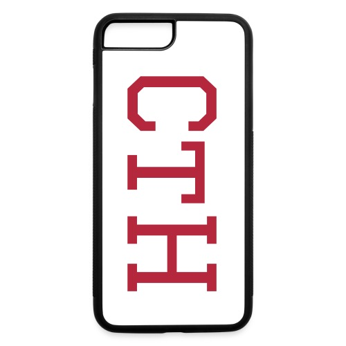 Iphone 7 Plus Initials - iPhone 7 Plus/8 Plus Rubber Case