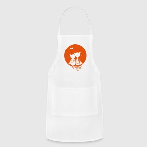 Love cats Aprons - Adjustable Apron