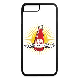 Try The Ketchup! iPhone7 Plus - iPhone 7 Plus/8 Plus Rubber Case