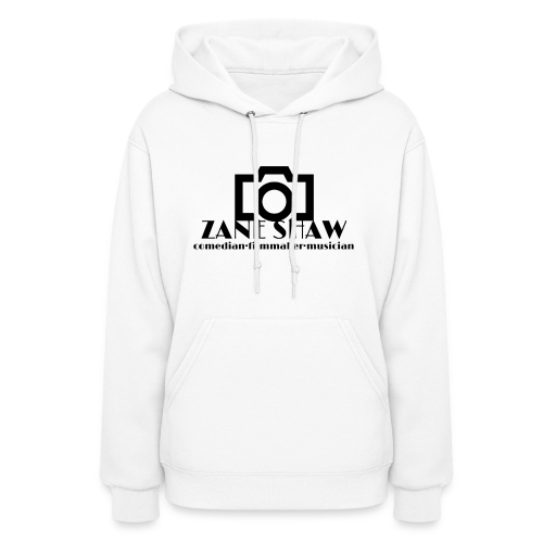 Zane Shaw [black logo] - Women's Hoodie