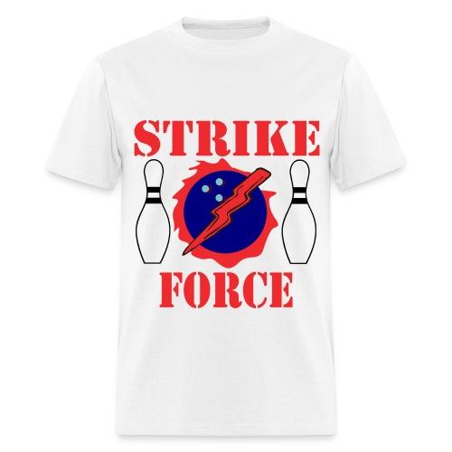 Bowling fans T-shirt - Men's T-Shirt