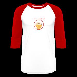 Sprinkles on Top - Baseball T-Shirt