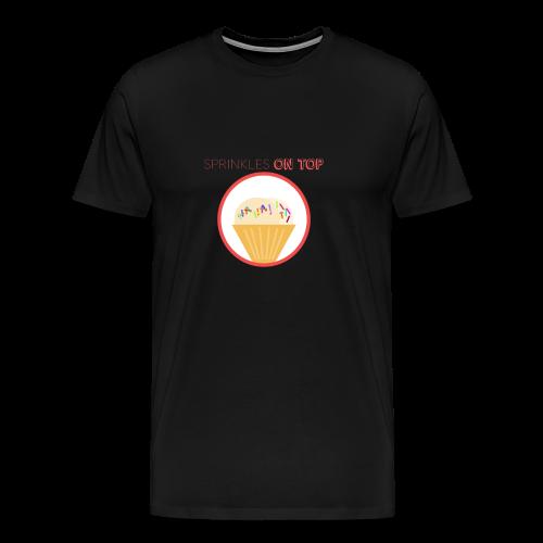 Sprinkles on Top - Men's Premium T-Shirt