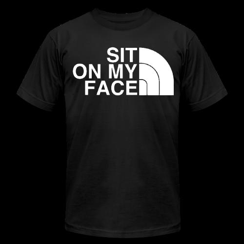 Sit - Men's Fine Jersey T-Shirt