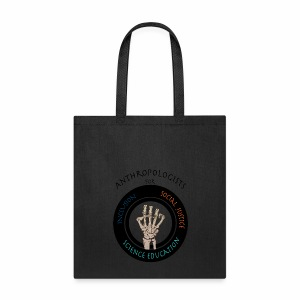 Anthropologists for Social Justice, Inclusion, and Science Education Tote-B - Tote Bag
