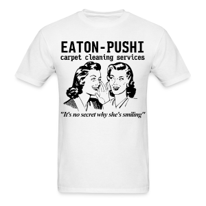 Eaton-Pushi - Men's T-Shirt