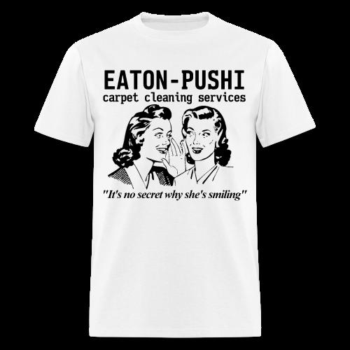 Eaton-Pushi - Men's T-Shirt