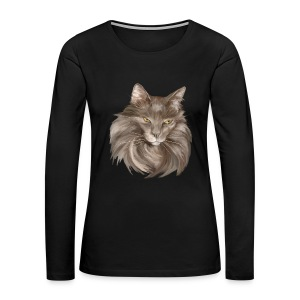 My Grey Lady - Women's Premium Long Sleeve T-Shirt