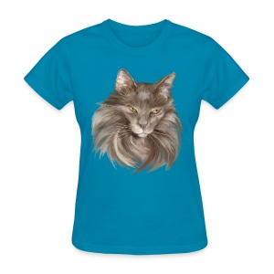 My Grey Lady - Women's T-Shirt