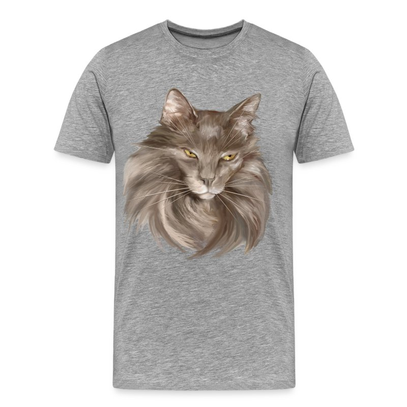 My Grey Lady - Men's Premium T-Shirt