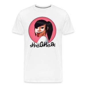 Gorillaz style by @Gashyy - Men's Premium T-Shirt