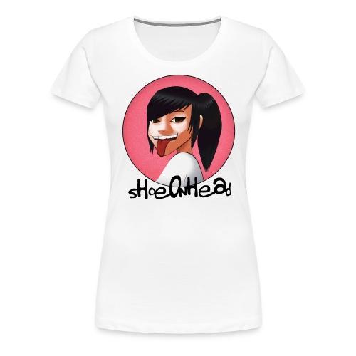 Gorillaz style by @Gashyy - Women's Premium T-Shirt
