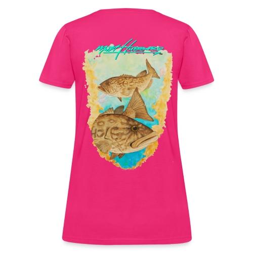 Women's Standard Honey Hole T-Shirt - Women's T-Shirt