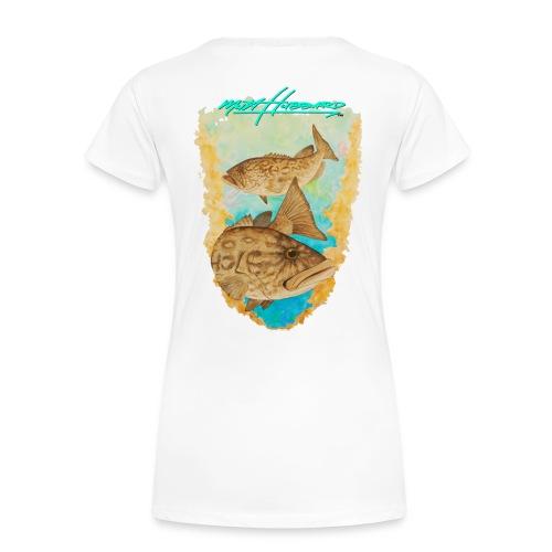 Women' Premium Honey Hole T-Shirt - Women's Premium T-Shirt