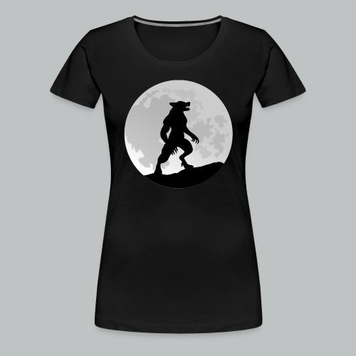 Werewolf - Women's - Women's Premium T-Shirt