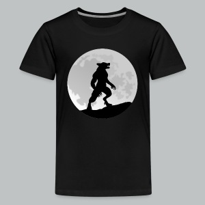 Werewolf - Kid's - Kids' Premium T-Shirt