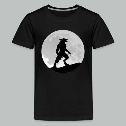 Werewolf - Kid's - Kids' Premium T-Shirt