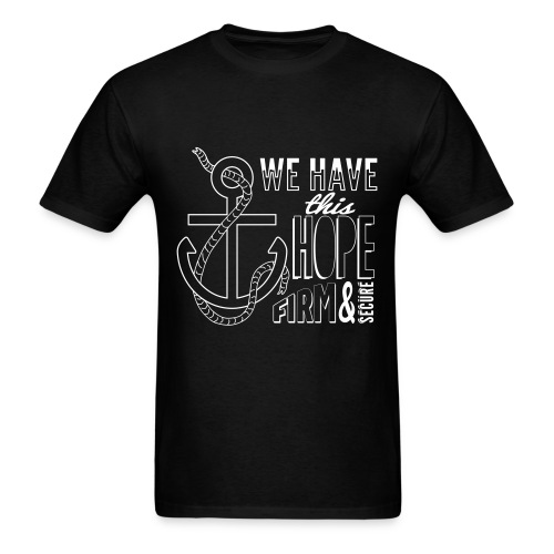 2017 t-shirt, White font - Men's T-Shirt