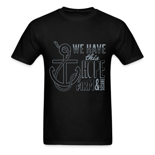 2017 t-shirt, Metallic Silver font - Men's T-Shirt