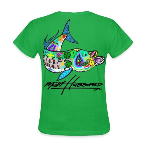 Women's Standard Lucky Tarpon T-Shirt - Women's T-Shirt