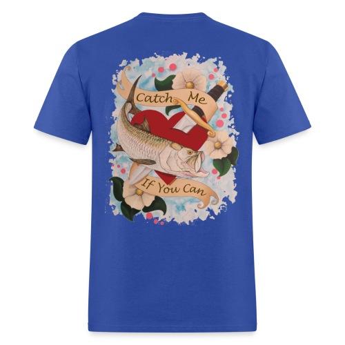 Men's Standard Catch Me T-Shirt - Men's T-Shirt
