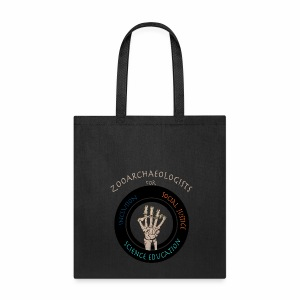 Zooarchaeologists for social justice, inclusion and science education - Tote Bag